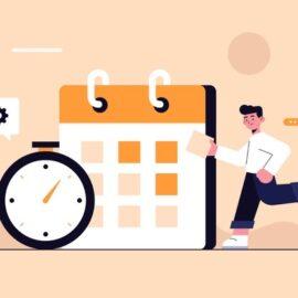 Calendarios da Empresa no Project Online