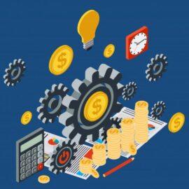 Comparar o custo e o trabalho orçados com o realizado
