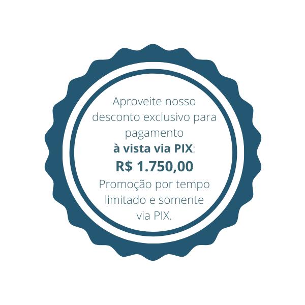 Desconto PIX 1750