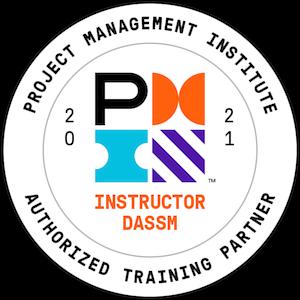 Badge PMI ATP Instructor DASSM