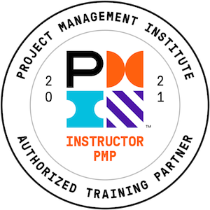 Badge PMI ATP Instructor PMP
